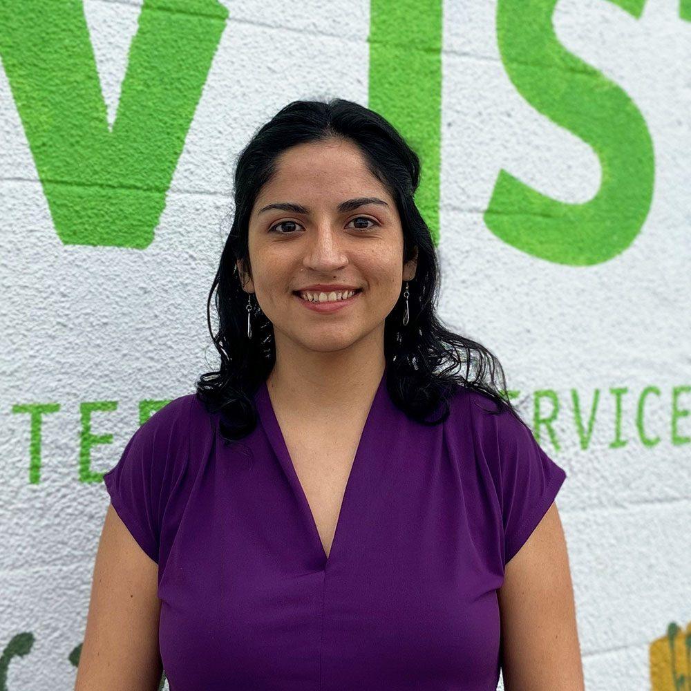 Tess Tapia - viste Client Services Coordinator